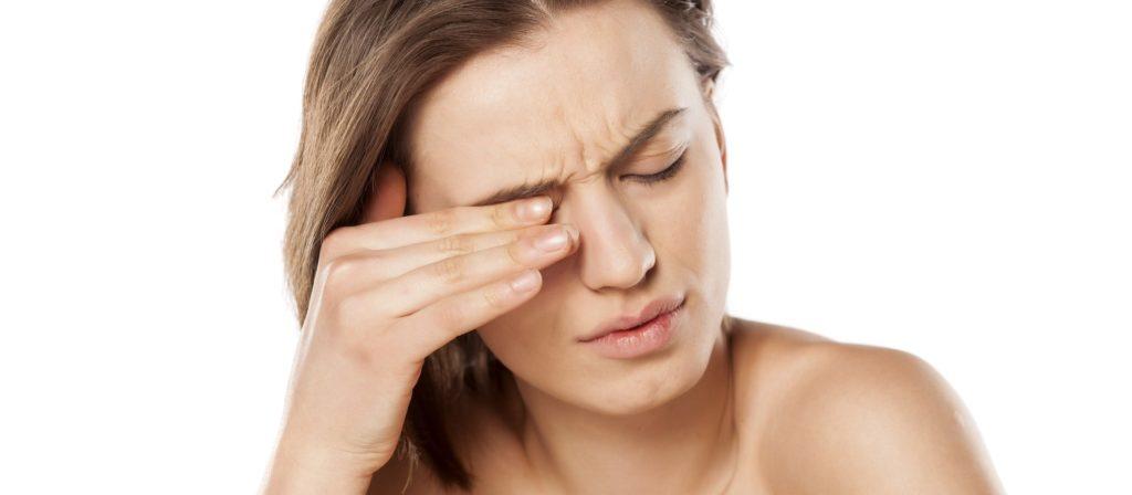 picor de ojos uno de los síntomas de la conjuntivitis alérgica