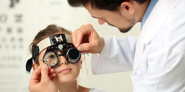 clínica oftalmológica infantil en Madrid