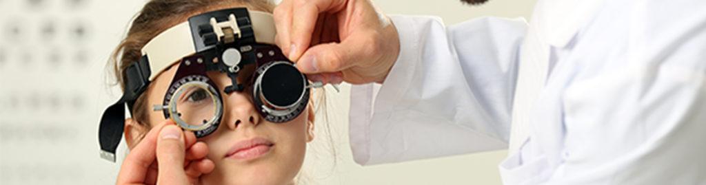 Revisión ocular para los niños. Cuidando la vista de los más pequeños