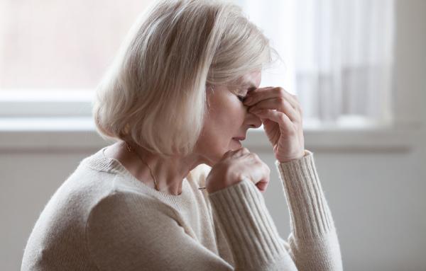 migraña ocular dolor