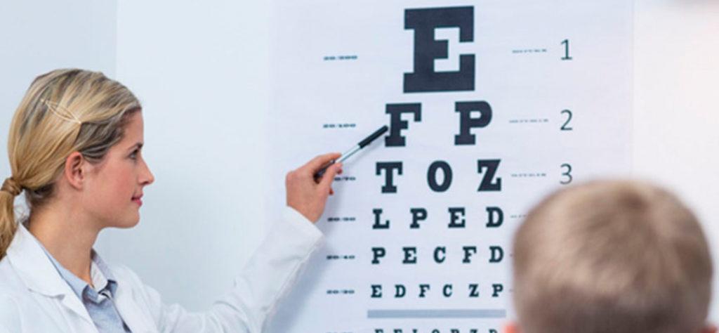 Pérdida de agudeza visual: ¿es irreversible?